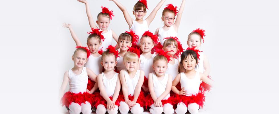 Children Dance Instruction